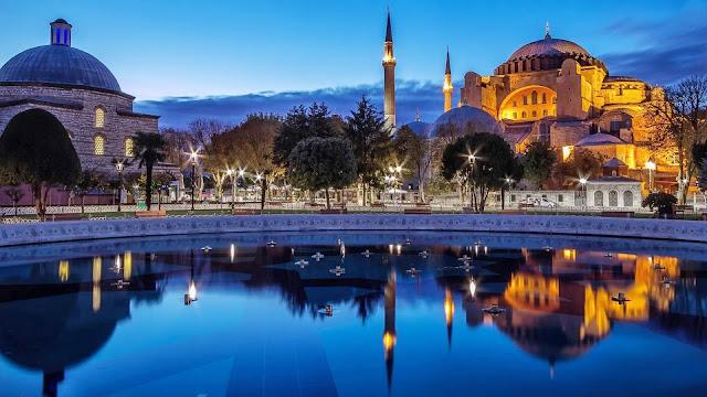 Língua falada na Turquia