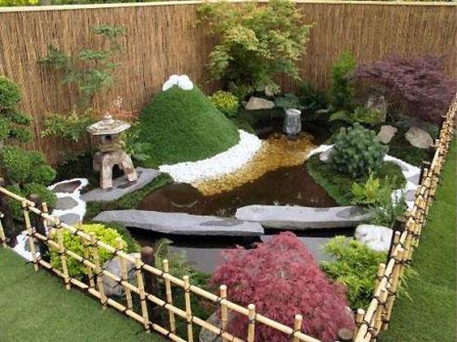 Indahnya Taman Bunga Rumah Minimalis