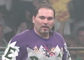 WCW Slamboree 1996 - Public Enemy bt. Ric Flair & Randy Savage via Forfeit