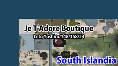 http://maps.secondlife.com/secondlife/Leto%20Yoshiro/148/158/24