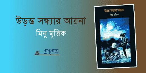 উড়ন্ত সন্ধ্যার আয়না |  মিনু মৃত্তিক