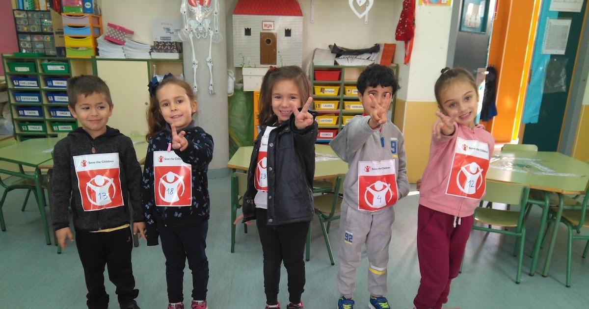 Rincón De Infantil Día De La Paz: EL RINCÓN DE INFANTIL: DIA DE LA PAZ: CARRERA SOLIDARIA