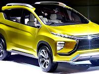 Mitsubishi XM Concept, MPV Murah yang Siap Tantang Avanza