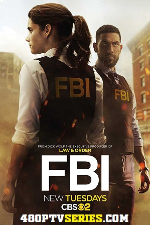 Watch Online Free Download Complete TV Series FBI Season 1 Download Full 480p & 720p