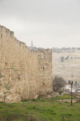 חומות ירושלים העות'מנית