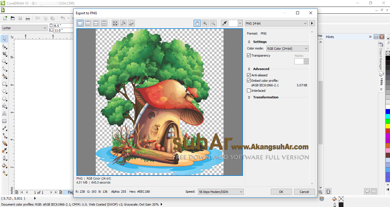 Download CorelDraw Graphics Suite X5 Full Crack