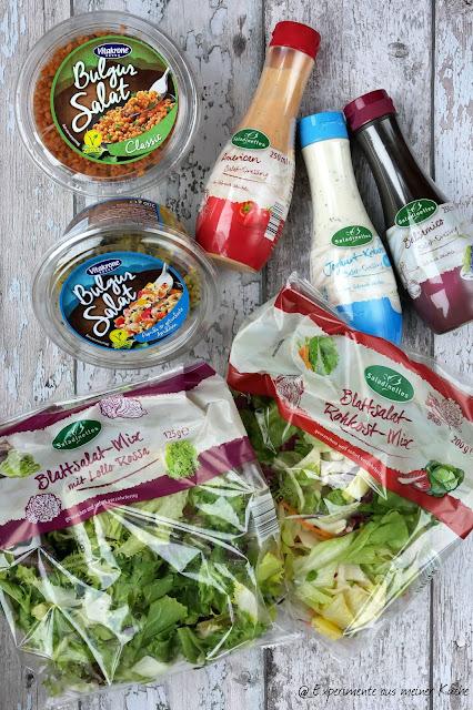 Zieh´s-durch-Wochen! | Salat | Essen | Food