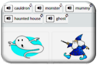 http://learnenglishkids.britishcouncil.org/en/word-games/halloween-2