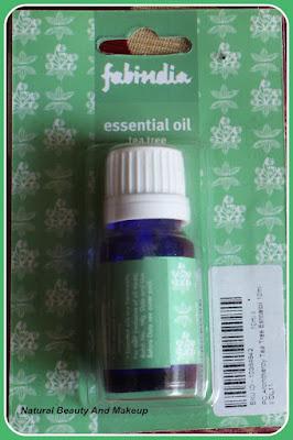 FI Tea Tree Oil