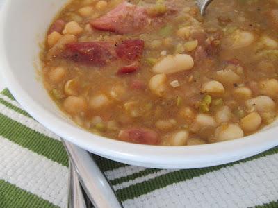 Bakino varivo / Granny's stew