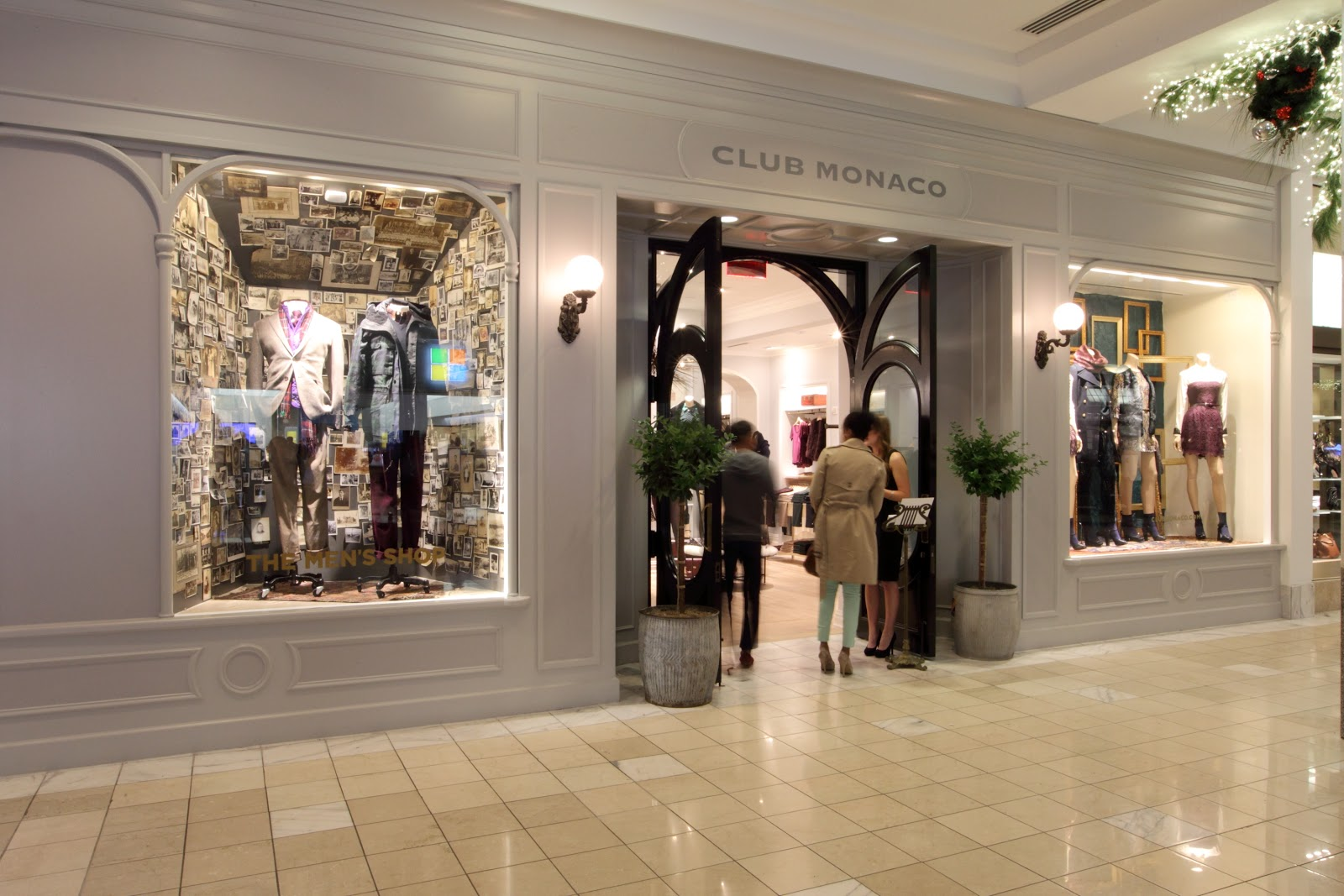 c12034bd83a73f Last Thursday I attended the grand re-opening of Club Monaco at Lenox  Square Mall.