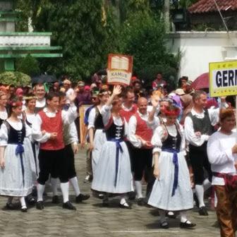 (Guest Posting) Festival Erau: Antara Adat Budaya dan Perhelatan Internasional
