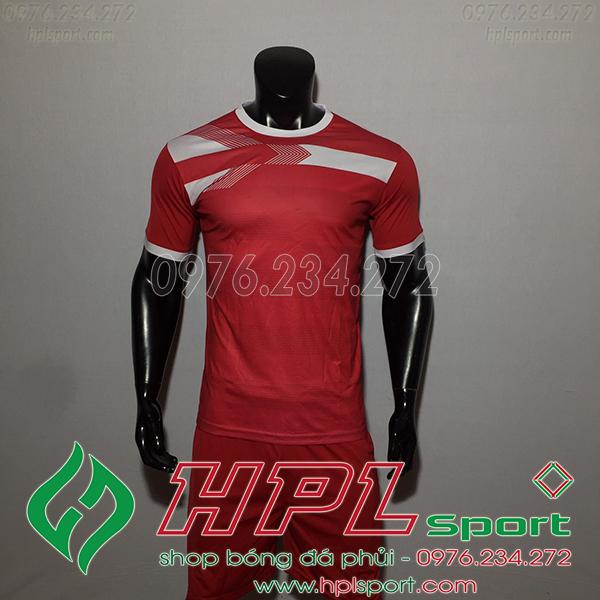 Áo bóng đá không logo F50 Adi màu đỏ