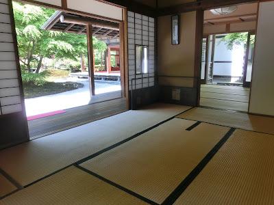 長壽寺の書院