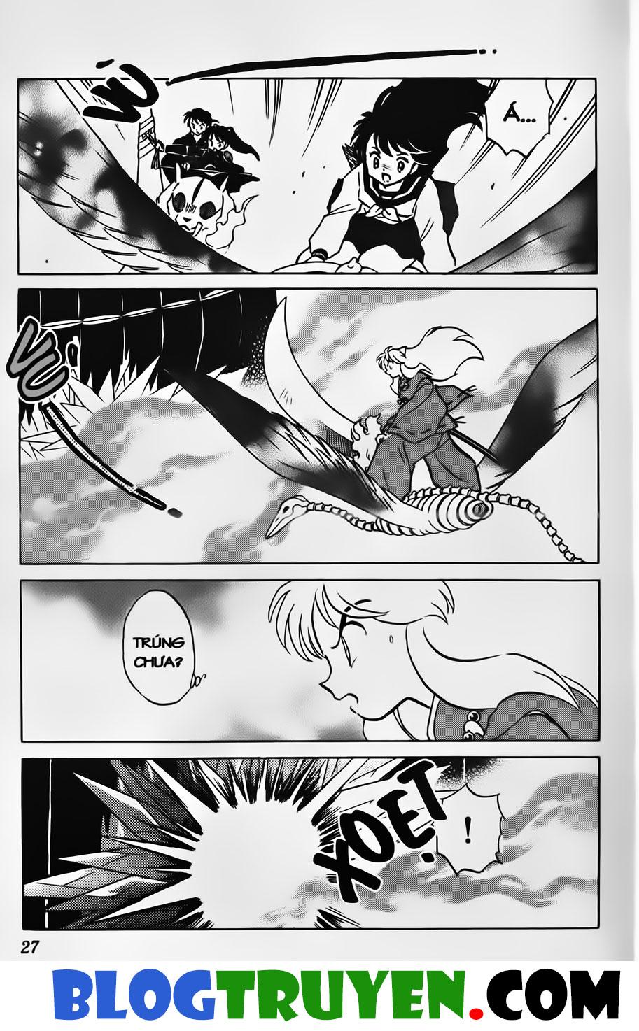 Inuyasha vol 33.2 trang 6
