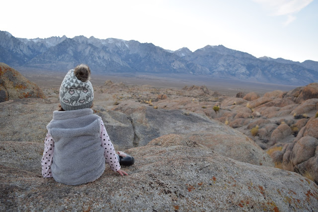 Outdoor Camping Lone Pine