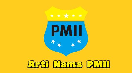 Arti atau Makna Kata PMII