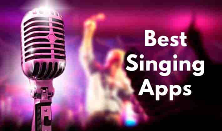 best karaoke singing apps for andorid