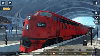 لعبة Train Simulator PRO 2018 محكات القطار مدفوعة مجانا+ مهكرة للاندرويد [اخر اصدار]