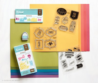 Cricut® Artistry Collection (physical cartridge)