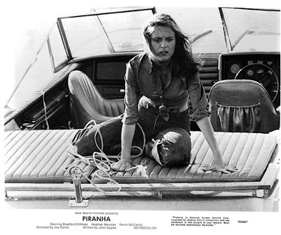 Piranha 1978 Heather Menzies Urich Image 1
