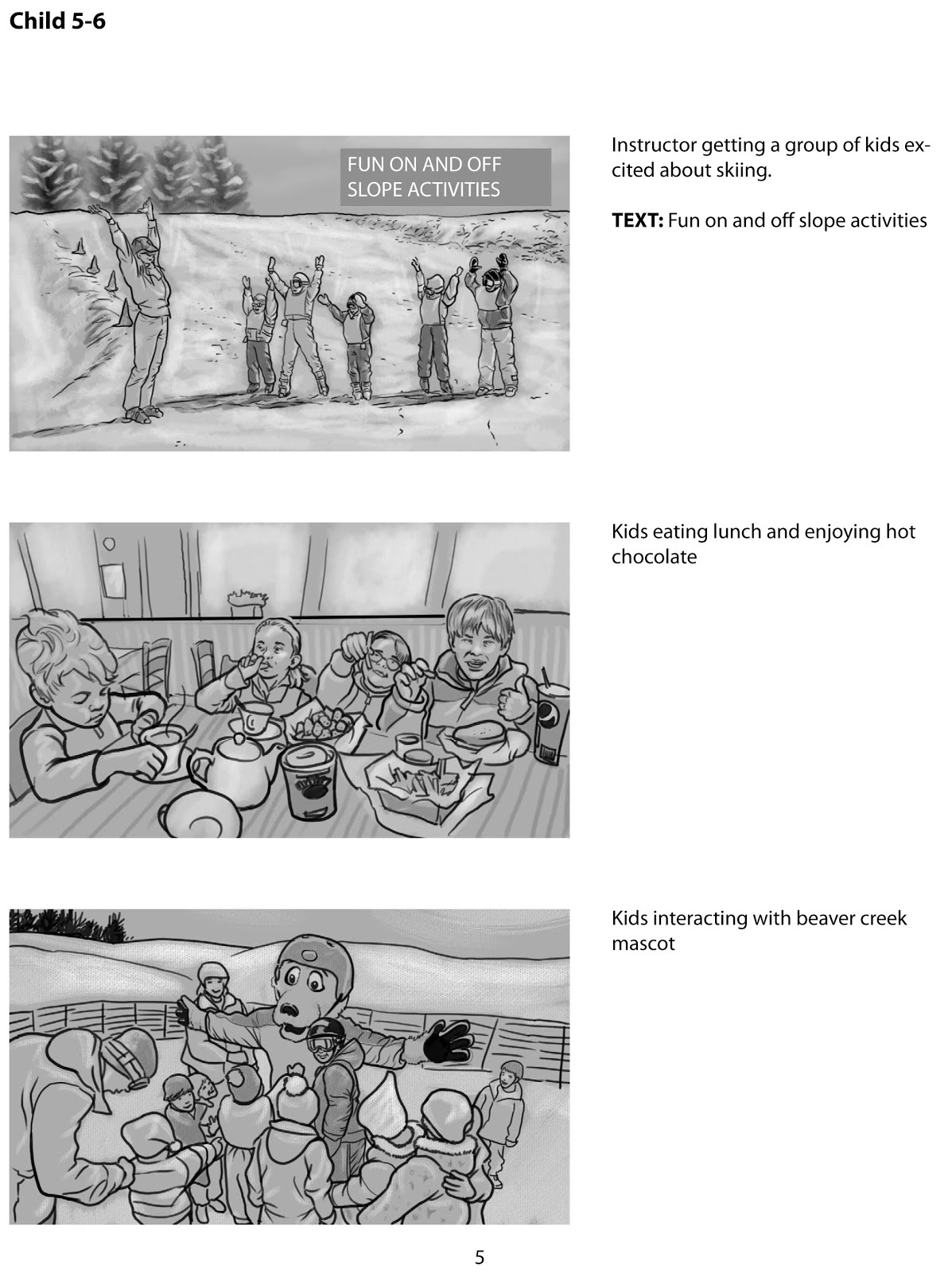 LEE's Storyboards - Concept Art