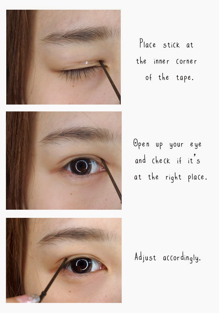 Fulfil Your Big Eyes Dream With Ab Double Eyelid Tapes