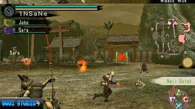 Toukiden PSP PPSSPP Android 5