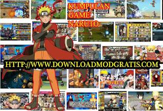 Kumpulan Game Naruto Screenshot