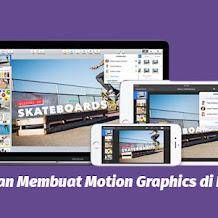 Panduan Membuat Motion Graphics di Keynote