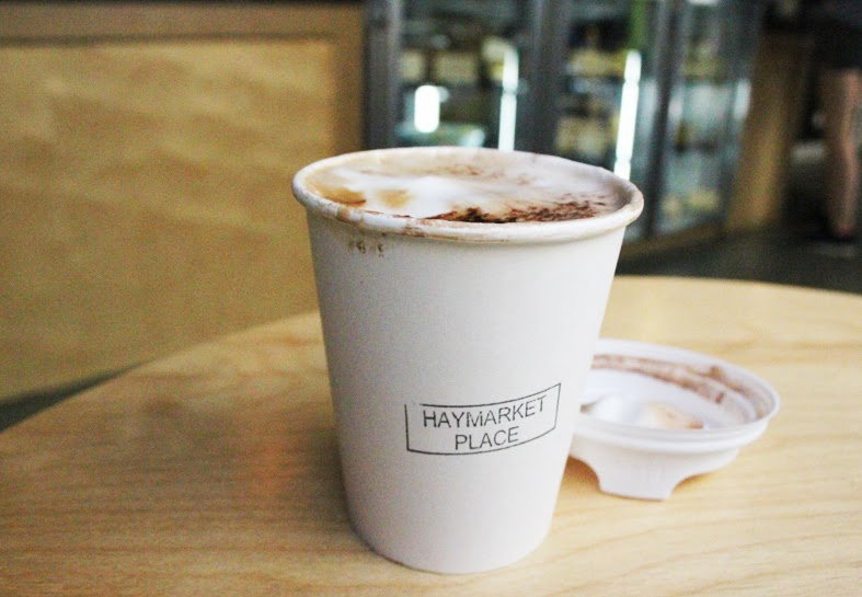The Haymarket Place - Melbourne's Cafes