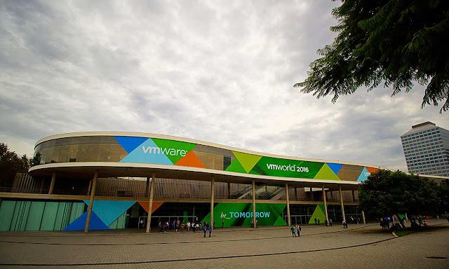 Edificio vmworld 2016.