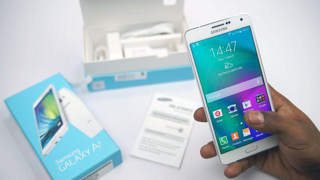 Root Samsung Galaxy A7