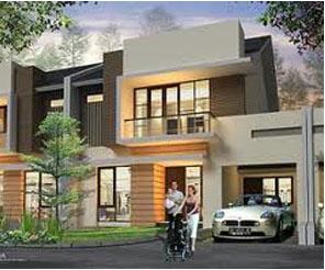 warna dalam model rumah minimalis