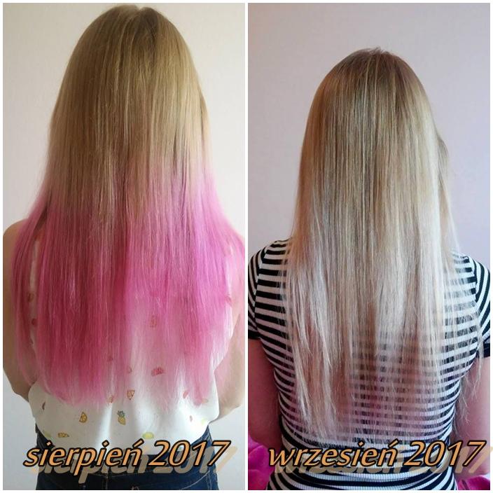 pielęgnacja blond włosów