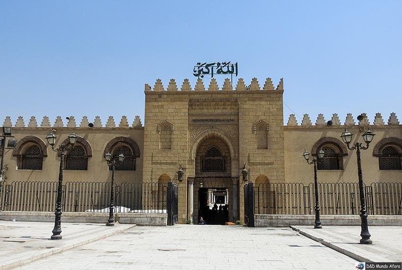 Mesquita de Amir ibne Alas no Cairo Copta - Diário de Bordo: 2 dias no Cairo
