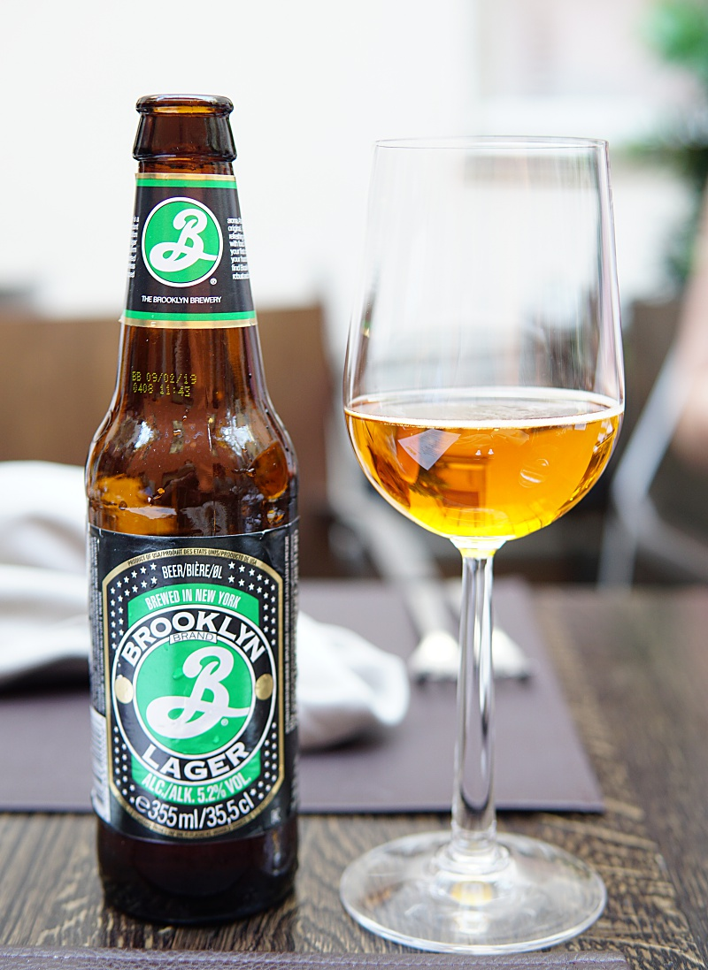 Taste of Helsinki 2018 - Brooklyn lager