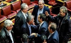 Τσίπρας: 'Το κοινοβούλιο έδωσε ψήφο εμπιστοσύνης στη σταθερότητα' (βίντεο)