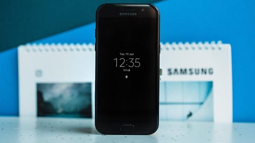 Samsung Galaxy A5 2017 SM-A520W