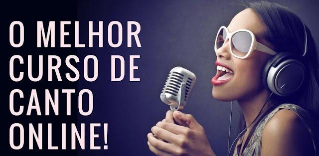 Curso Online de Canto Alem da Voz