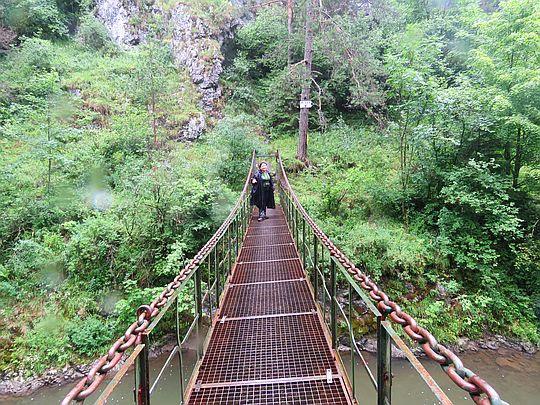 Most pri Letanovskom Mlynom.