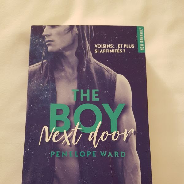 The boy next door de Penelope Ward