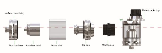 How to Use Eleaf ELLO TS Tank - User Manual