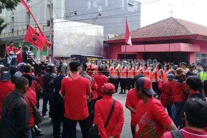 Kantor PDIP Kotawaringin Timur Disegel Kadernya Sendiri Karena...
