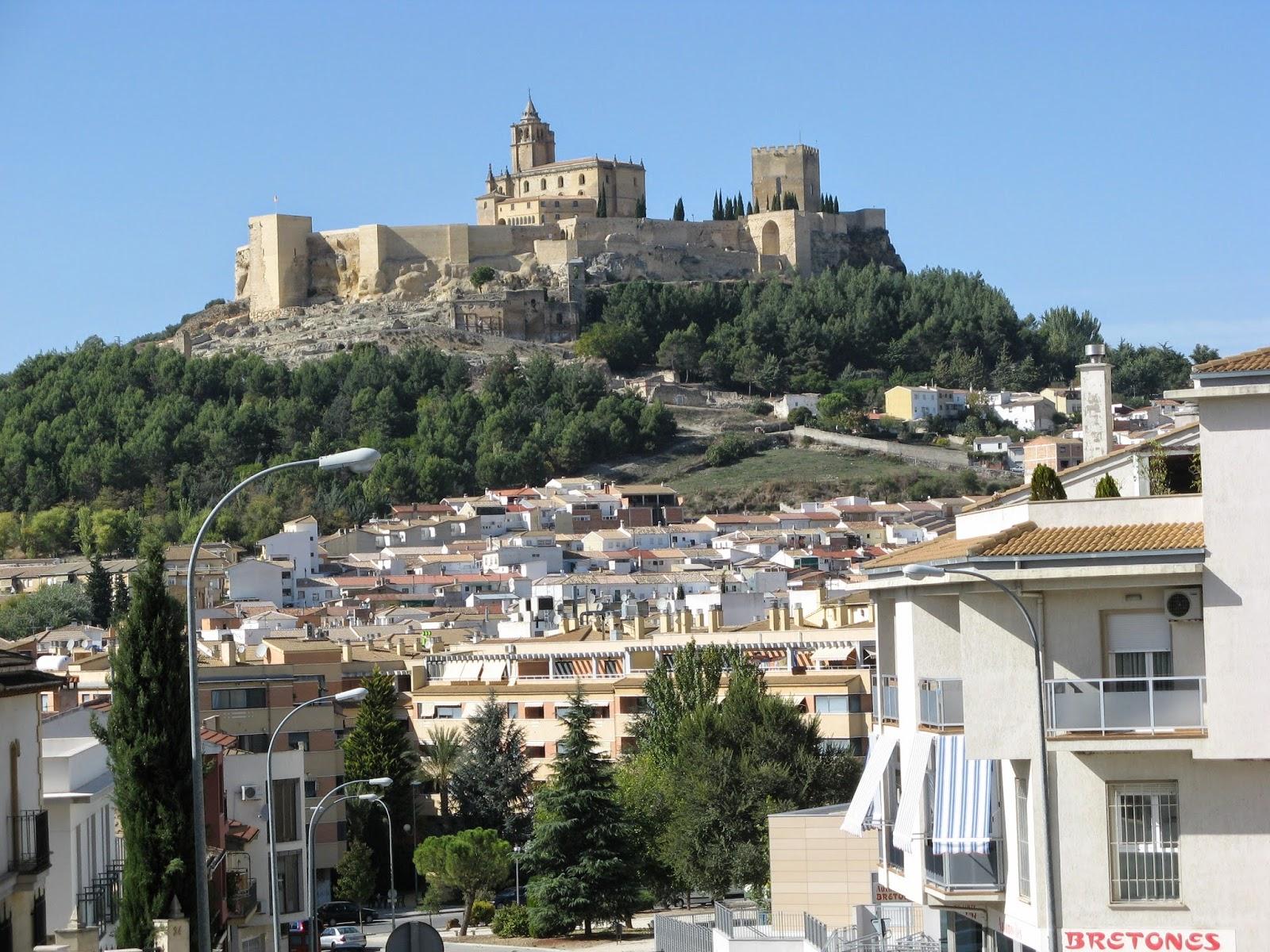 Rinconesibericos alcala la real jaen andalucia espa a - Spa alcala la real ...