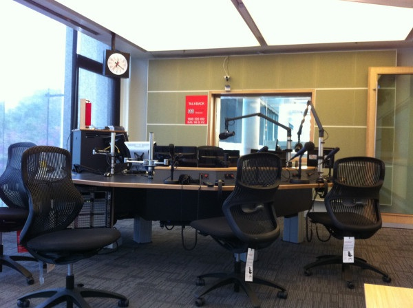 The McWhirters Project: ABC Local Radio Brisbane's New Digs 2012