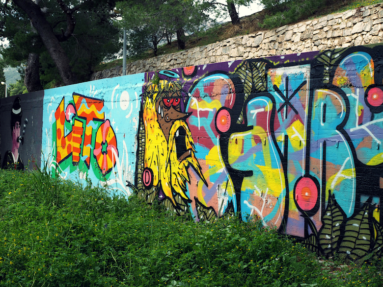 graffiiti croatia