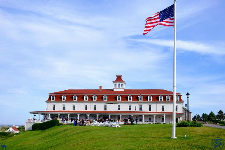 Le Chameau Bleu - Blog Voyage Rhode Island - Spring House sur l'ile de Block Island