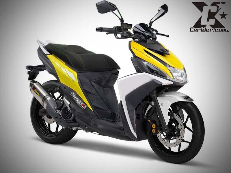Kelebihan Dan Kekurangan Motor Matic Yamaha Mio M3 125 Otodrift