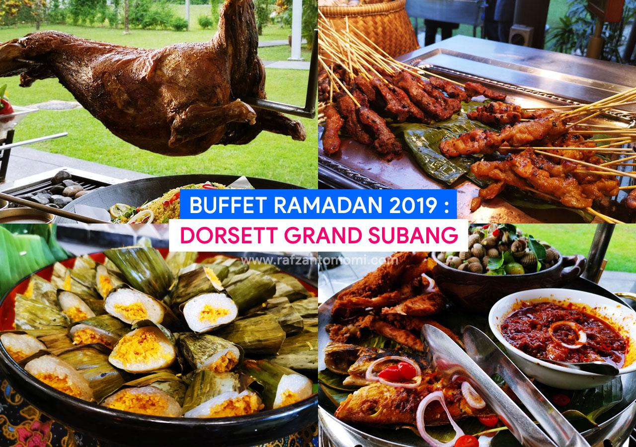 Buffet Ramadan 2019 - Dorsett Grand Subang